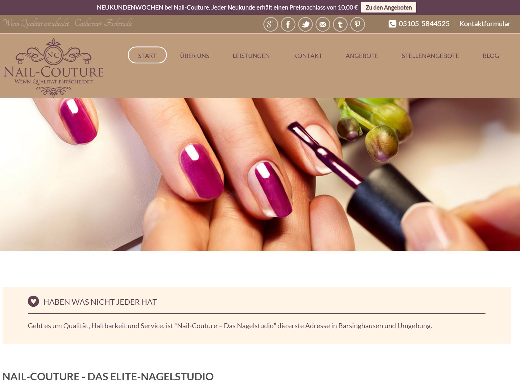 NAgelstudio Nail-Couture Barsinghausen